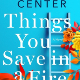ThingsYouSaveInFire